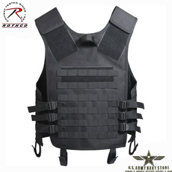MOLLE Modular Tactical Vest - Black