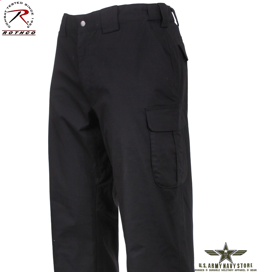 10-8 Lightweight Field Pant - Black