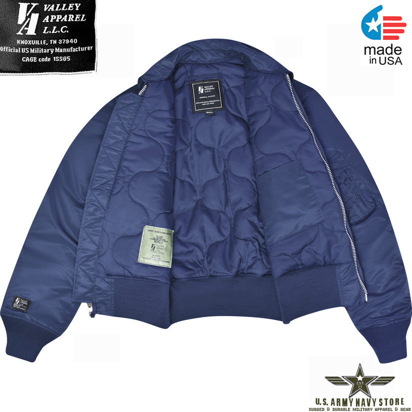 Valley Apparel CWU 45 / Replica Blue