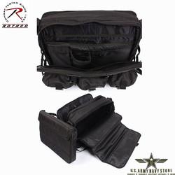 MOLLE Tactical Laptop Bag - Black
