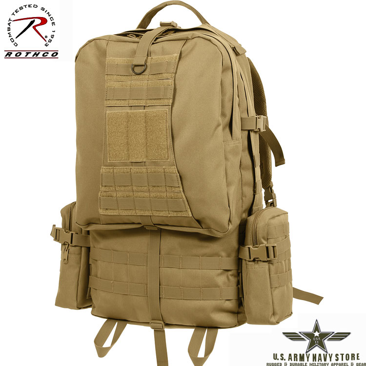 Global Assault Pack – Coyote Brown