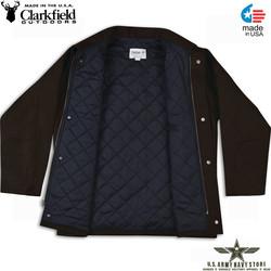 Clarkfield Chore Coat / Brown