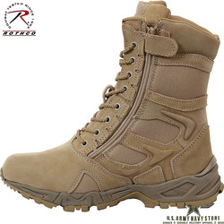 Forced Entry Deployment Boot 8 in.