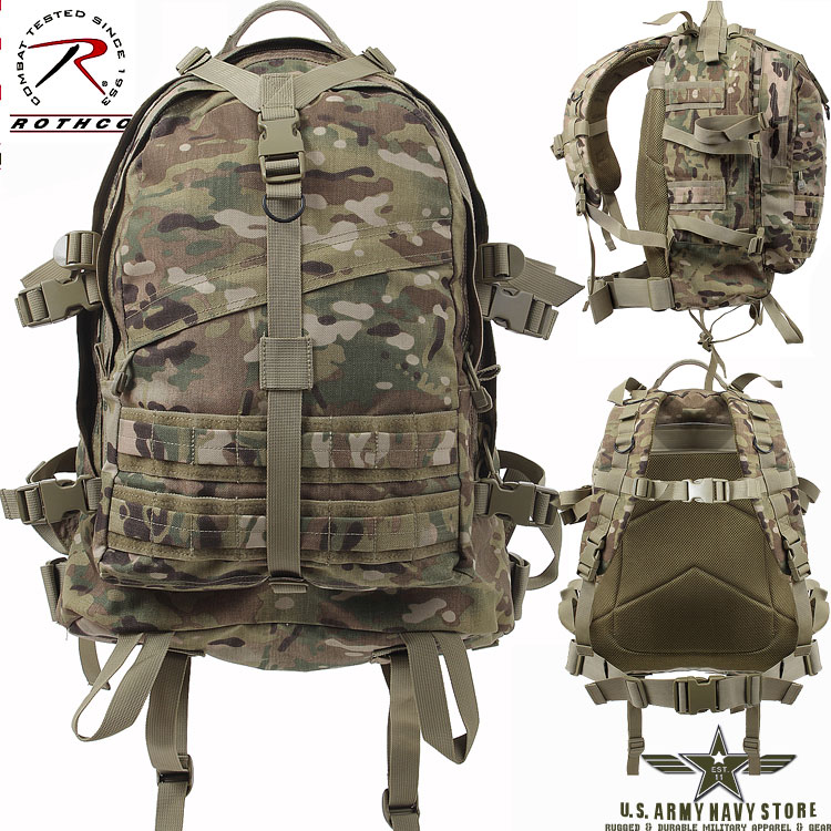Large Transport Pack - MultiCam Camo