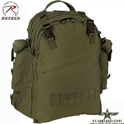 Special Forces Assault Pack - OD