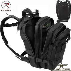 Medium Transport Pack -  Black