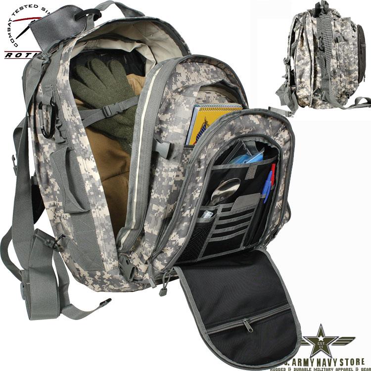 Move Out Tactical Bag - ACU Digital