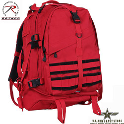 Large Transport Pack - Red