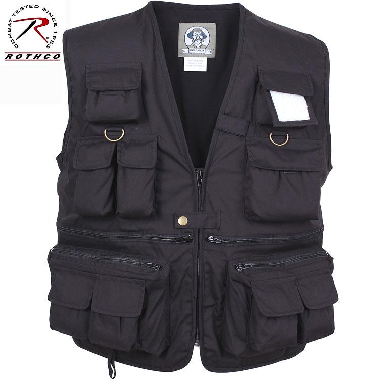 Uncle Milty Fishing & Travel Vest