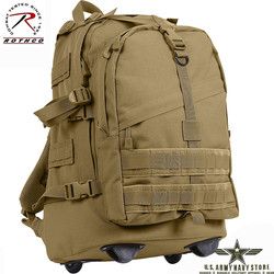 Rolling Large Transport Pack Coyote