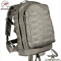 MOLLE II 3Day Assault Pack - Foliage