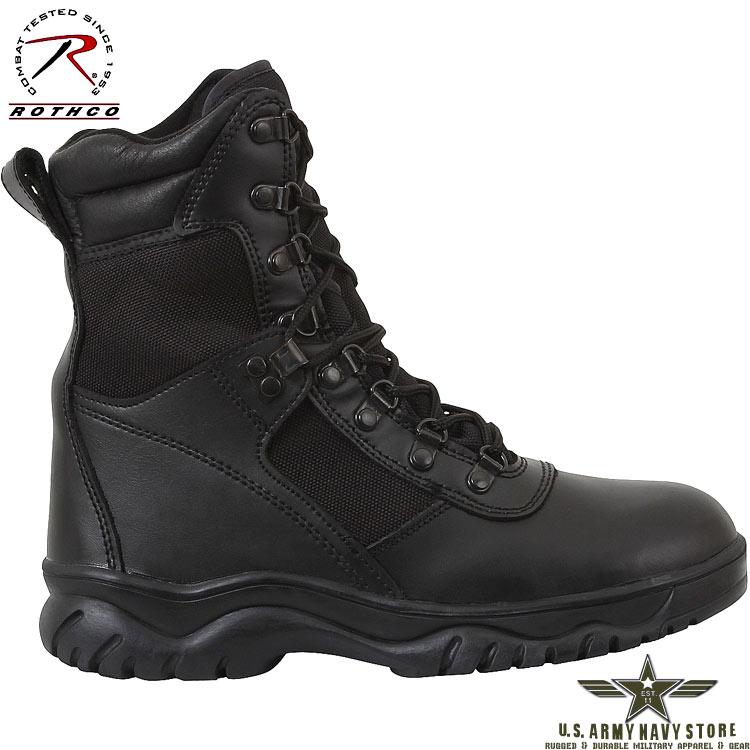 Forced Entry Waterproof Tactic. Boot