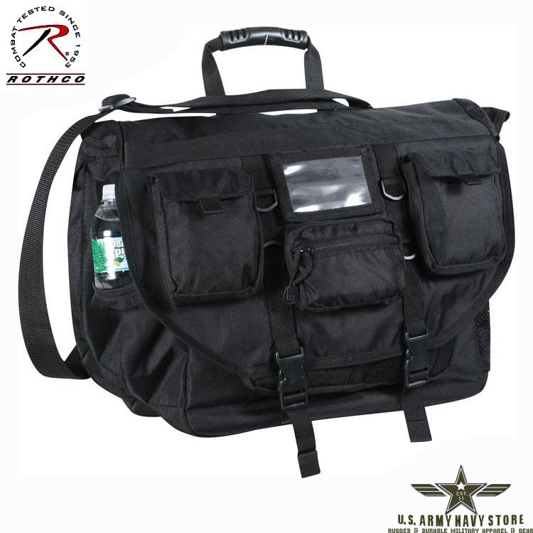 Spec. OPS Tactical Laptop Bag Blac