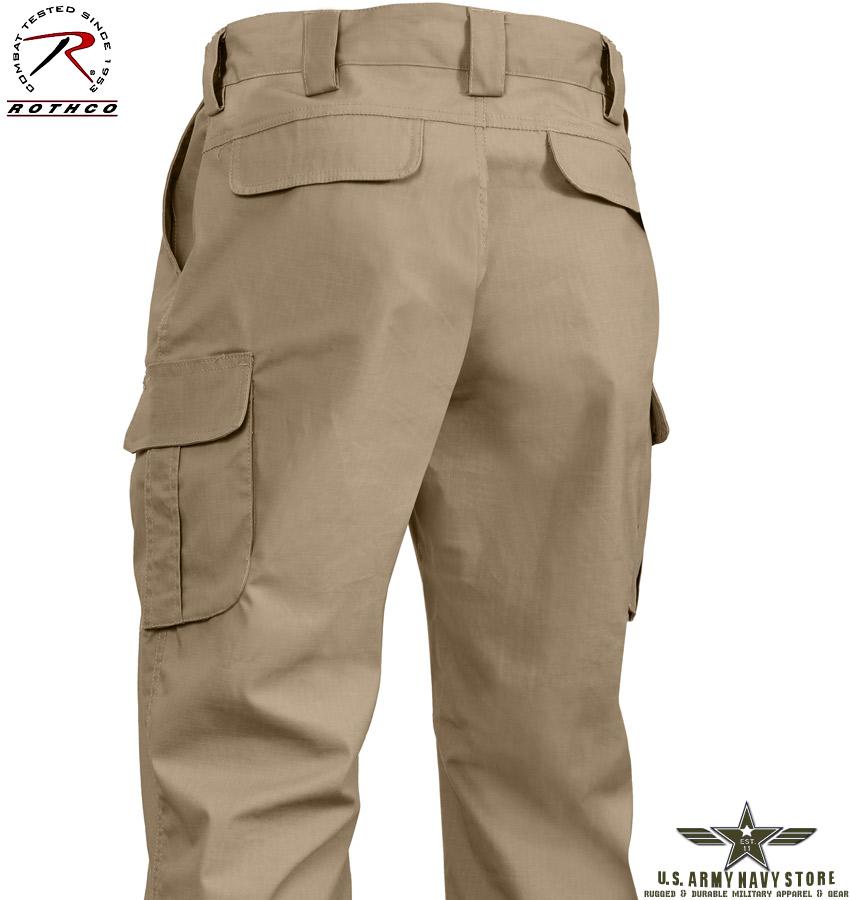 10-8 Lightweight Field Pants - Khaki