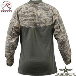 Military Combat Shirt - ACU Digital