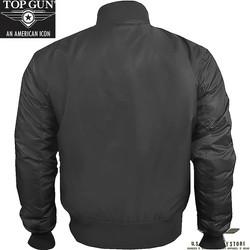 Top Gun Men's MA-1 / Black