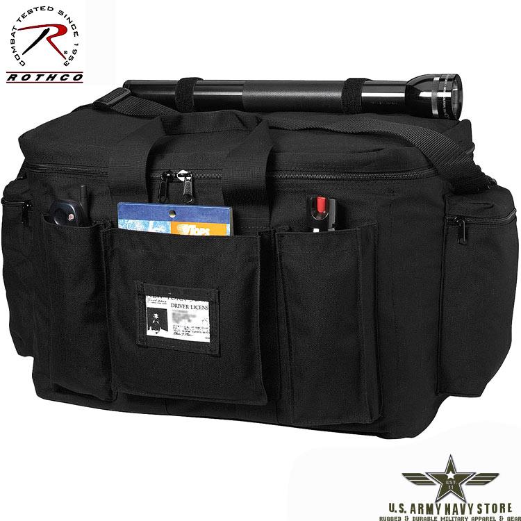 Police Water Resistant Equipment Bag
