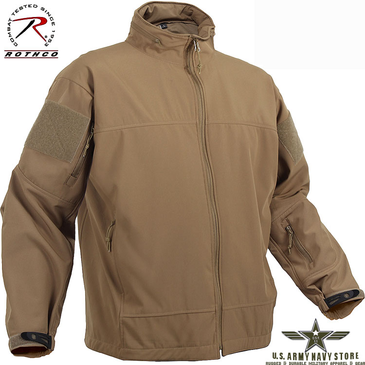 Lightweight Softshell Jacket - Coyte