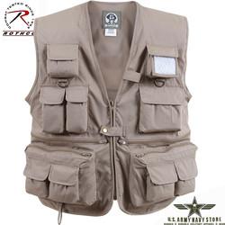 Uncle Milty Multi-Pocket Vest