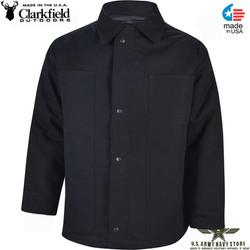 Clarkfield Chore Coat Black