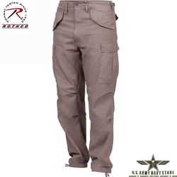 Vintage M-65 Field Pants - Khaki
