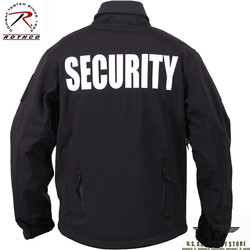 Spec. Ops Soft Shell Security Jacket