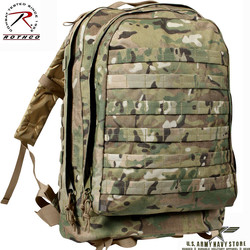 MOLLE II 3-Day Assault Pack MultiCam