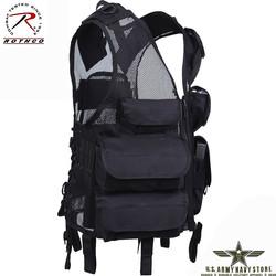 Ultimate Tactical SWAT Vest - Black