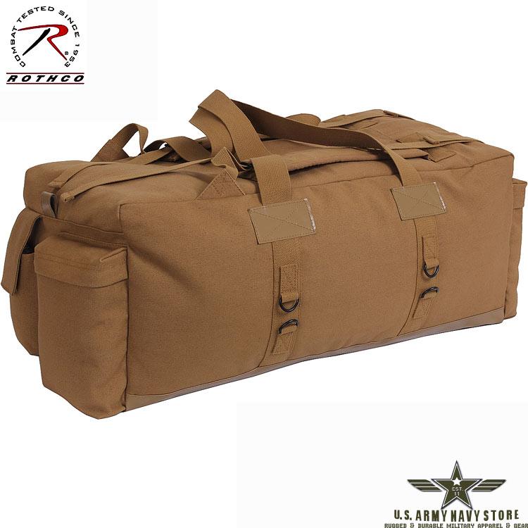 Israeli Mossad Tactical Duffle Bag
