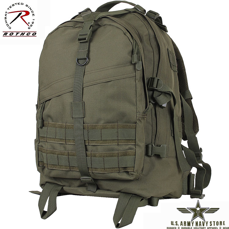Large Transport Pack - Olive Drab