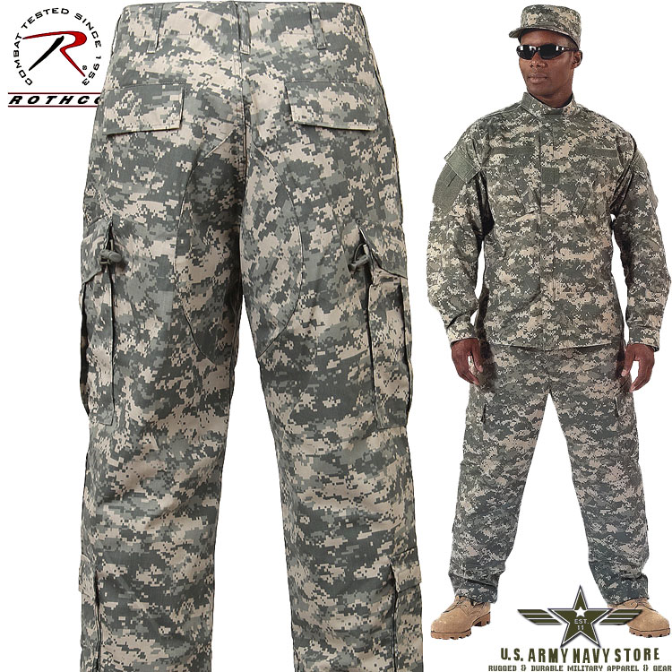 Army Combat Uniform Pants - Digital