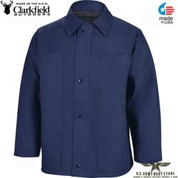 Clarkfield Chore Coat Navy