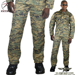 Army Combat Uniform Pants - Woodland