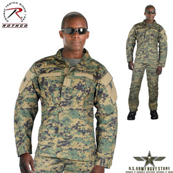 Army Combat Uniform Shirt - Woodland