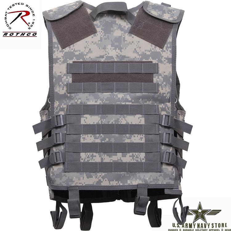 MOLLE Modular Tactical Vest - ACU