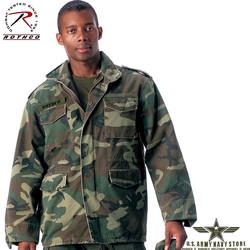Woodland Vintage M-65 Field Jacket