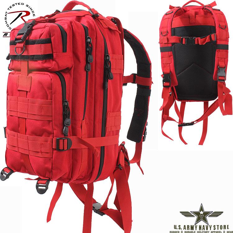 Medium Transport Pack -  Red