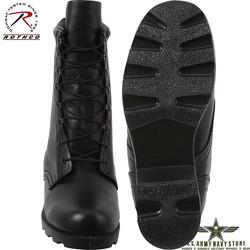 "G.I. Type Speedlace Combat Boots 10"""