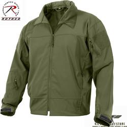 Light Weight Soft Shell Jacket OD