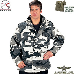 City Camo M-65 Field Jacket