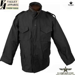 Valley Apparel M-65 / Black