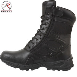 Forced Entry Deployment Boot Black
