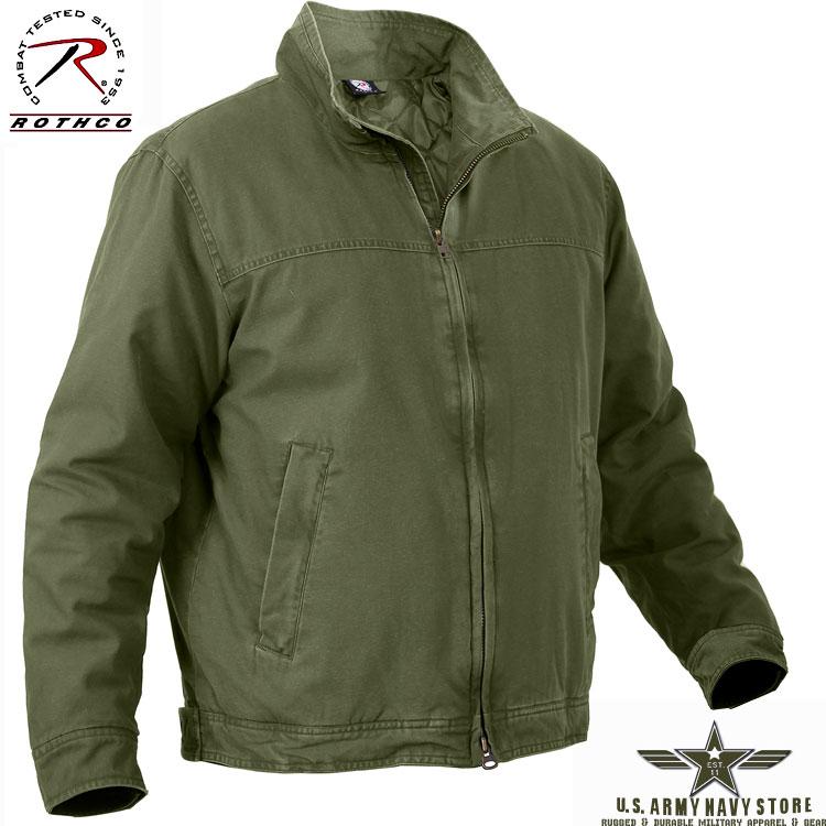 Concealed Carry Jacket - Olive Drab