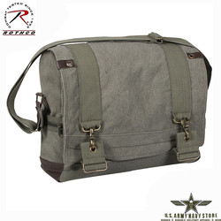 Vintage B-15 Messenger Bag - OD