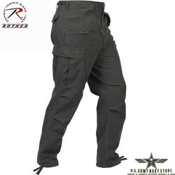 Vintage M-65 Field Pants Olive Drab