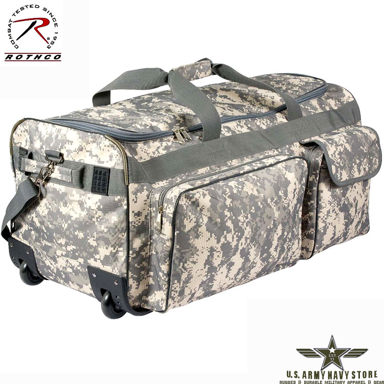30'' Military Expedition Wheeled Bag