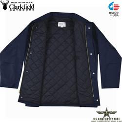 Clarkfield Chore Coat / Navy