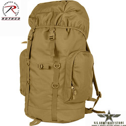 45L Tactical Backpack - Coyote Brown