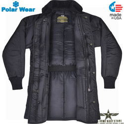 PolarWear Insulated Long Jacket