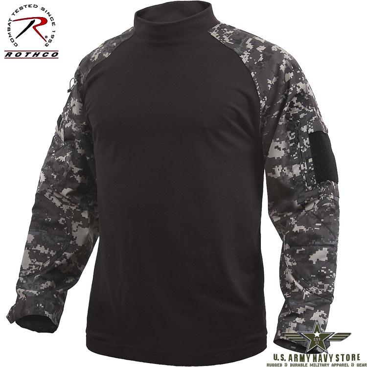 Military Combat Shirt Subdued Urban
